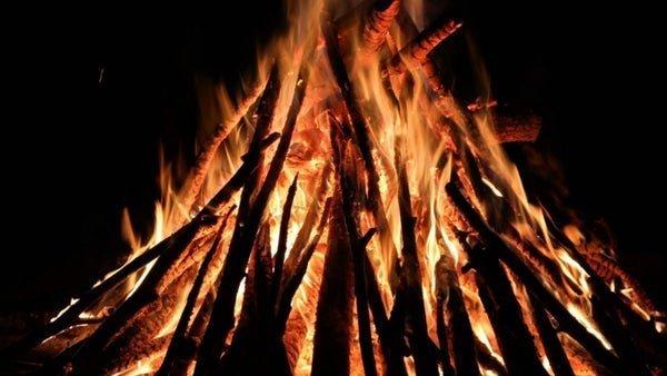 Eres fuego
