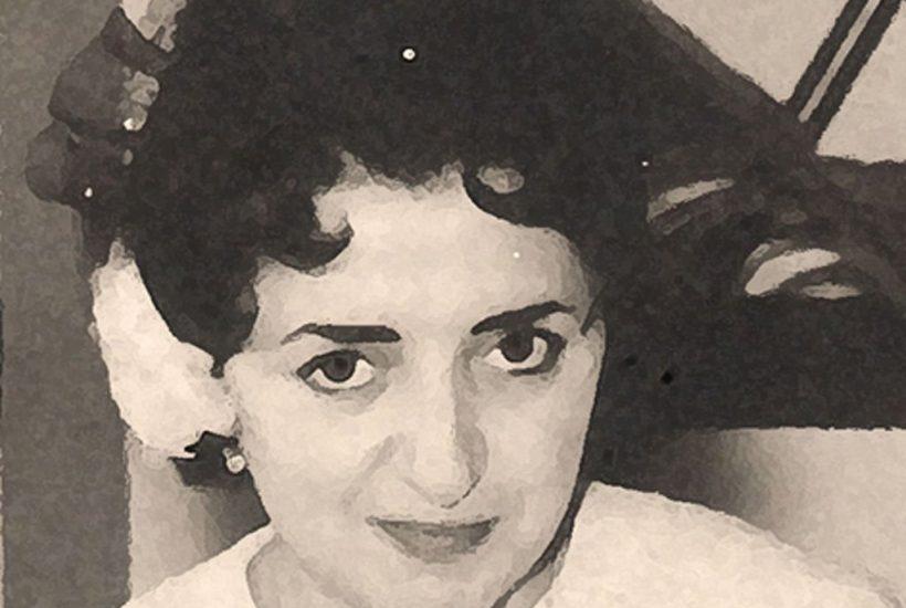 A mi madre Gloria