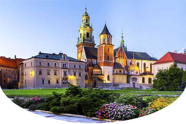 Tour de la Catedral y la Colina de Wawel