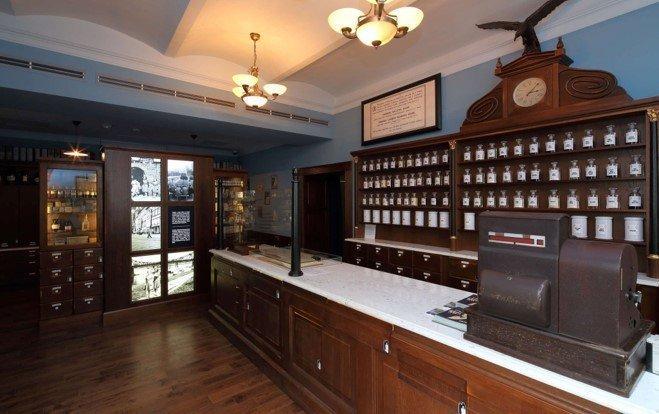 Farmacia del gueto: testigo del Holocausto