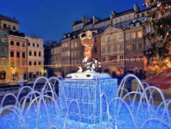 Varsovia en Navidad (II)