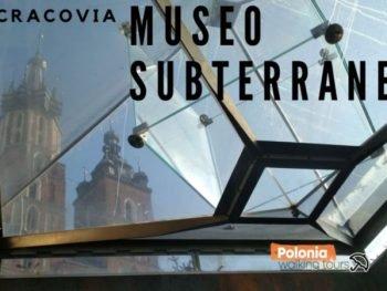 Museo subterráneo de Cracovia
