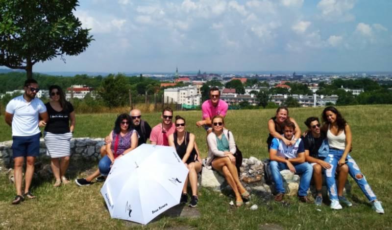 otros free tours por Cracovia